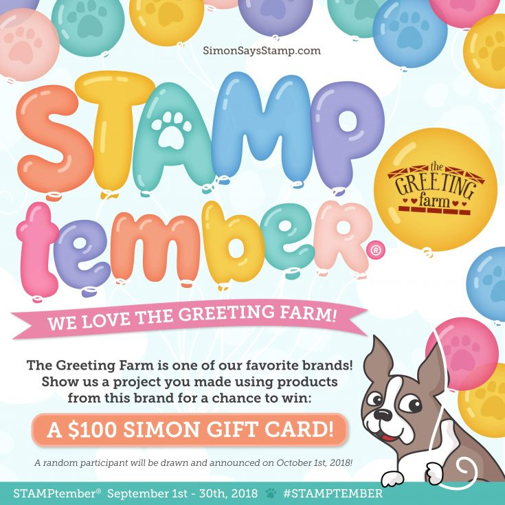 The Greeting Farm STAMPtember