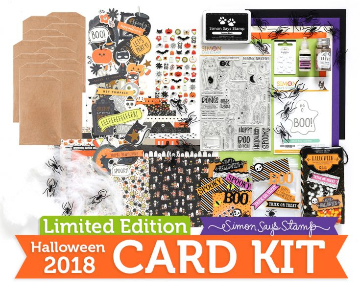 Halloween Limited Edition Kit