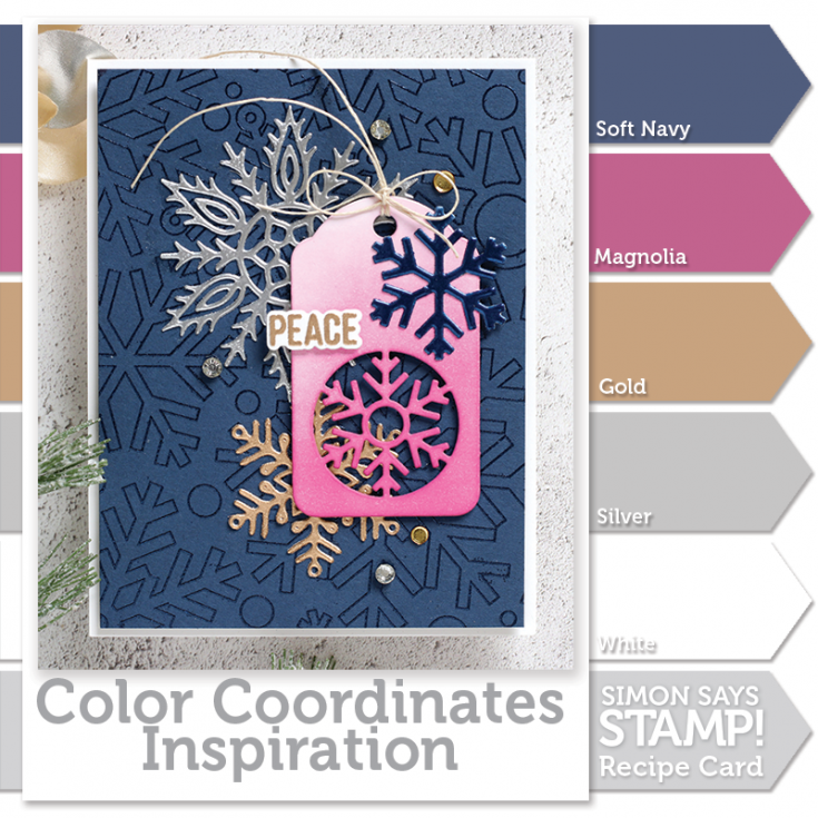 Shari Carroll, Color Coordinates, Snowflakes