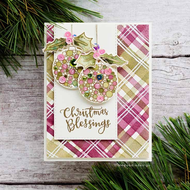 Simon Says Stamp World Card Making Day 2018 featuring Ornate Ornaments by Debby Hughes