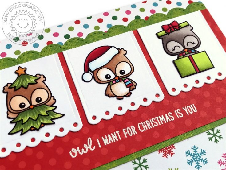 Holiday Inspiration with Sunny Studio Stamps!