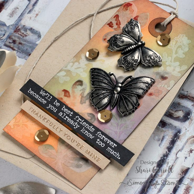 Shari Carroll, Card Kit, November 2018 Card Kit