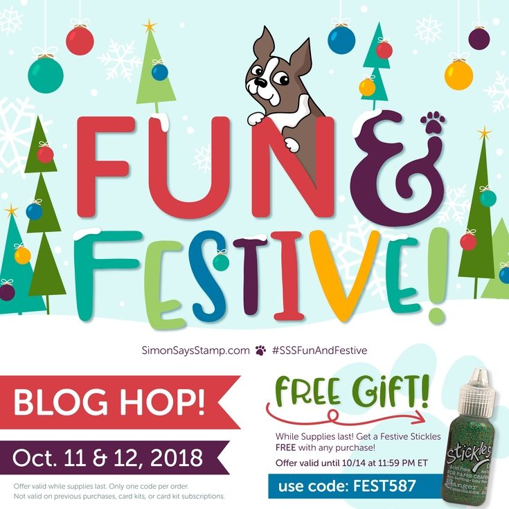 Fun & Festive Blog Hop