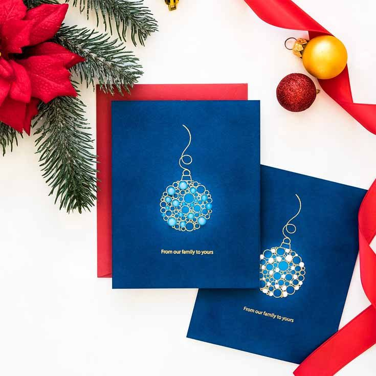 Simon Says Stamp World Card Making Day 2018 featuring Ornate Ornaments by Yana Smakula