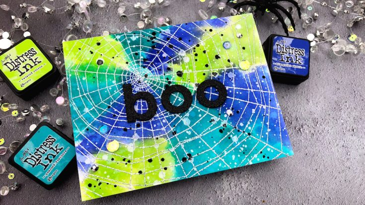 Interactive Cards by Jess: Halloween Pop Up