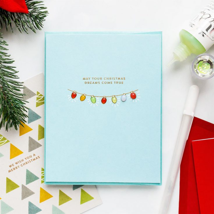 Yippee for Yana: One Layer Christmas Ideas to Try!