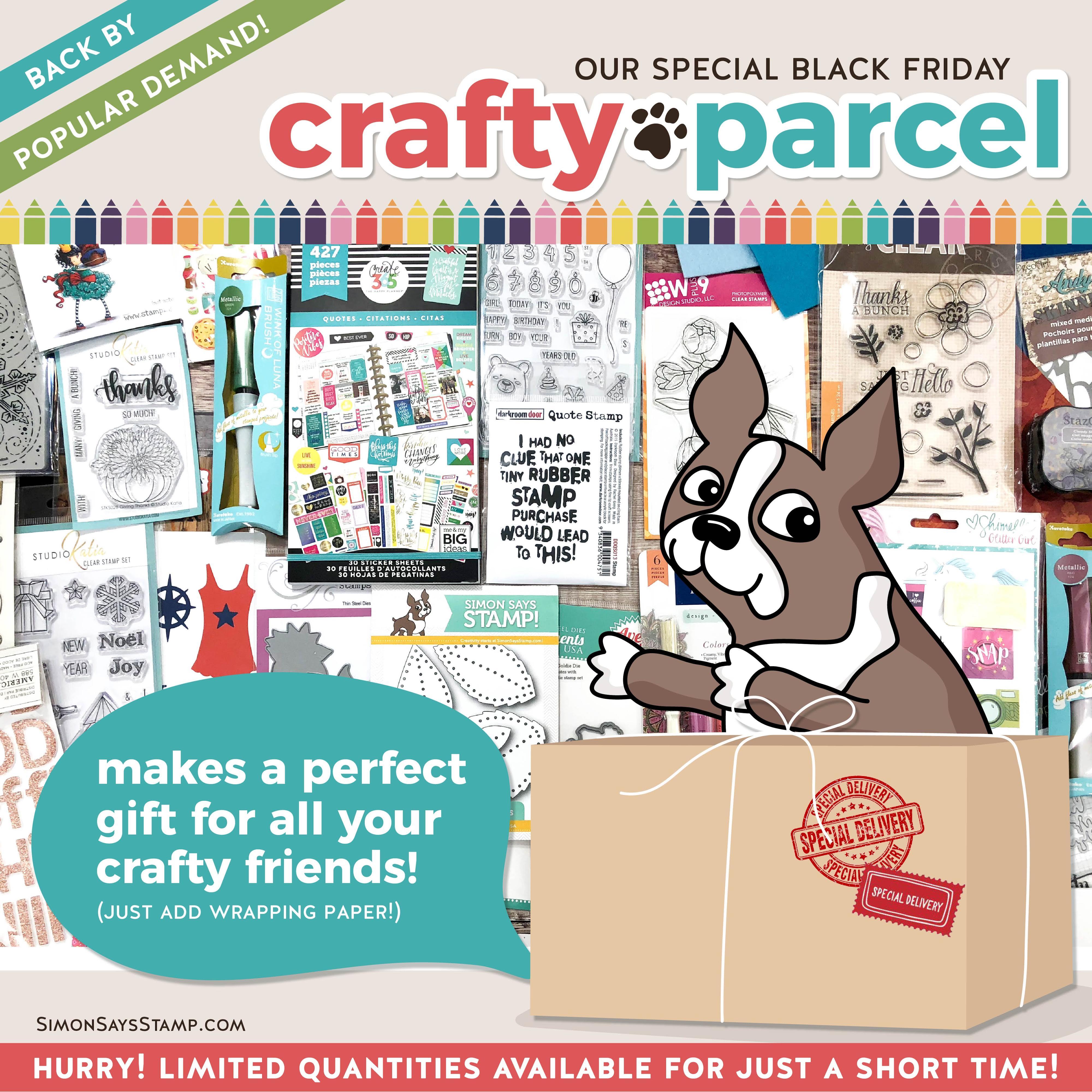 2018 Crafty Parcel