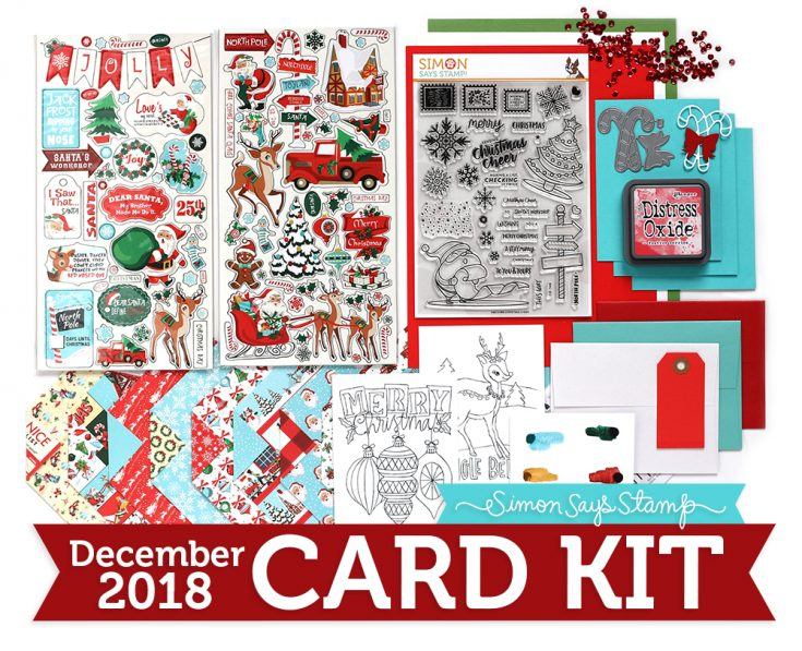 December 2018 Card Kit Gallery