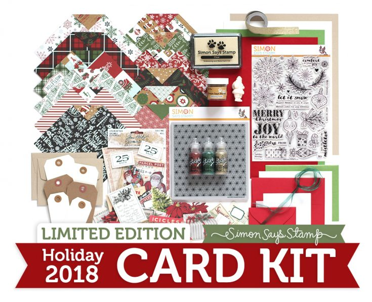 Limited Edition Holiday 2018 Card Kit
