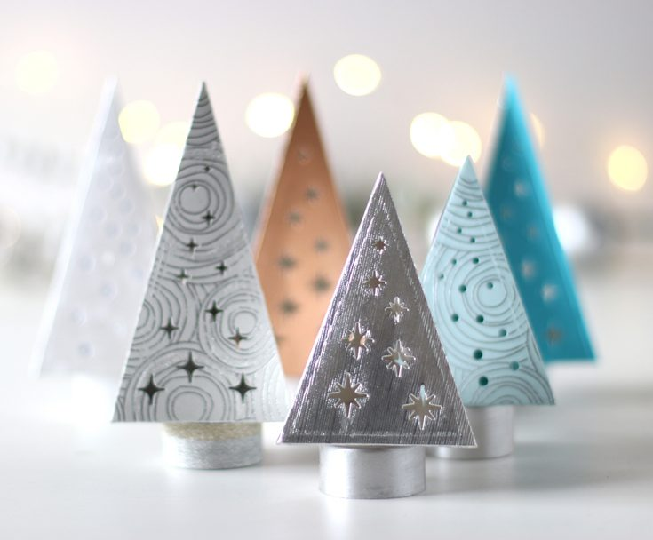 Shari Carroll, Tim Holtz Tree Lights, DIY