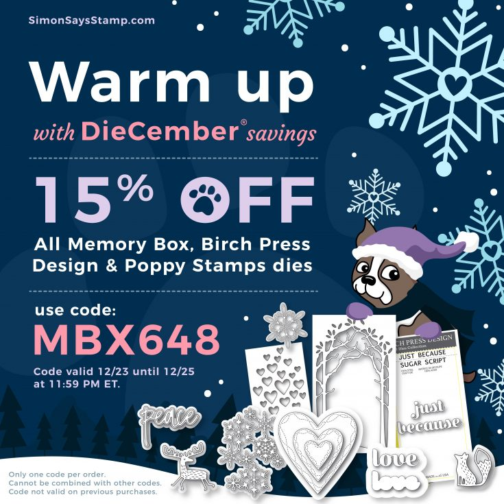15% off Memory Box Sale