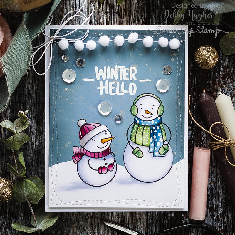 Debby Hughes, Jan Card Kit 2019