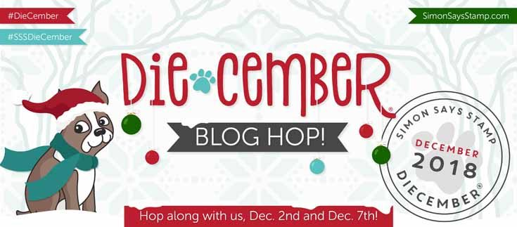 Diecember 2018 Blog Hop