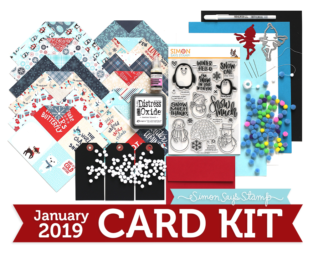 January 2019 Card Kit