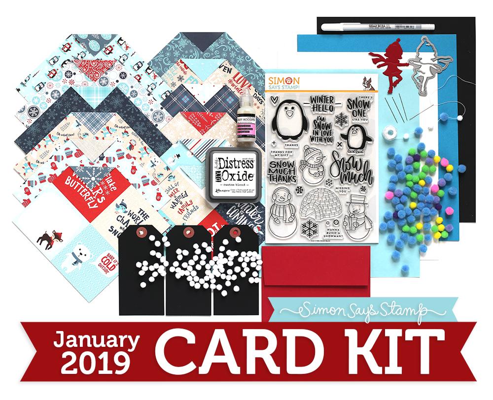 January 2019 Card Kit