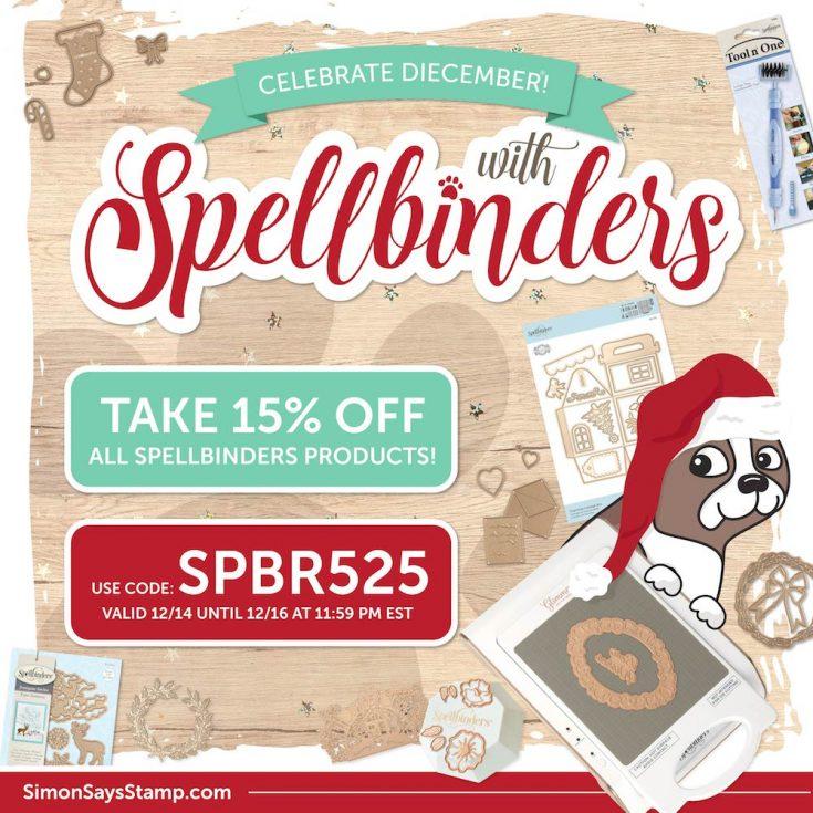 Spellbinders Sale