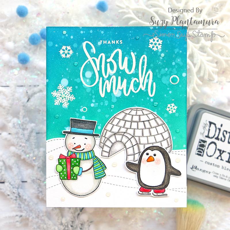 Suzy Plantamura, Jan Card Kit
