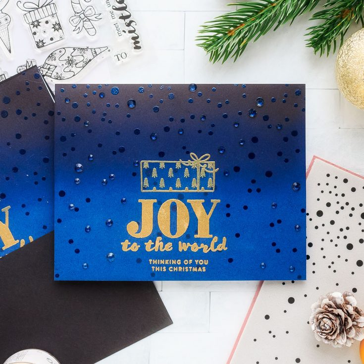 Yippee for Yana: Last Minute Christmas Cards