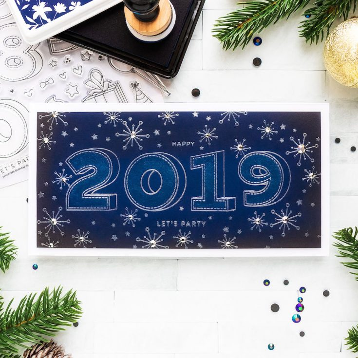 Yippee for Yana: Happy New Year 2019