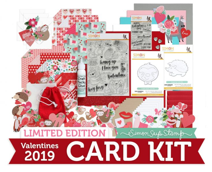 Limited Edition Valentine Kit
