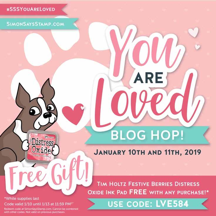You Are Loved Blog Hop