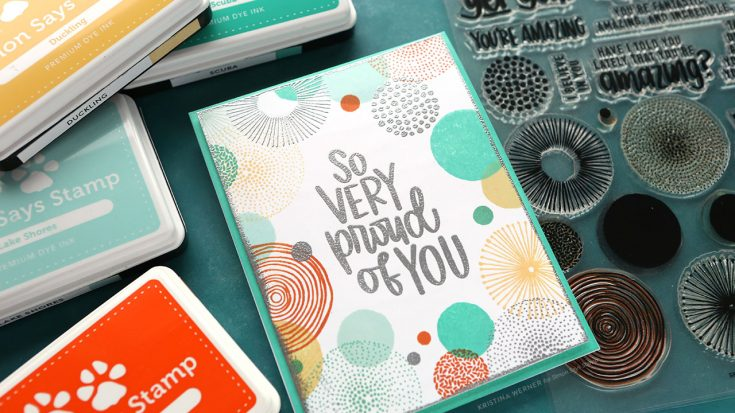 More March 2019 Card Kit Inspiration with Kristina Werner