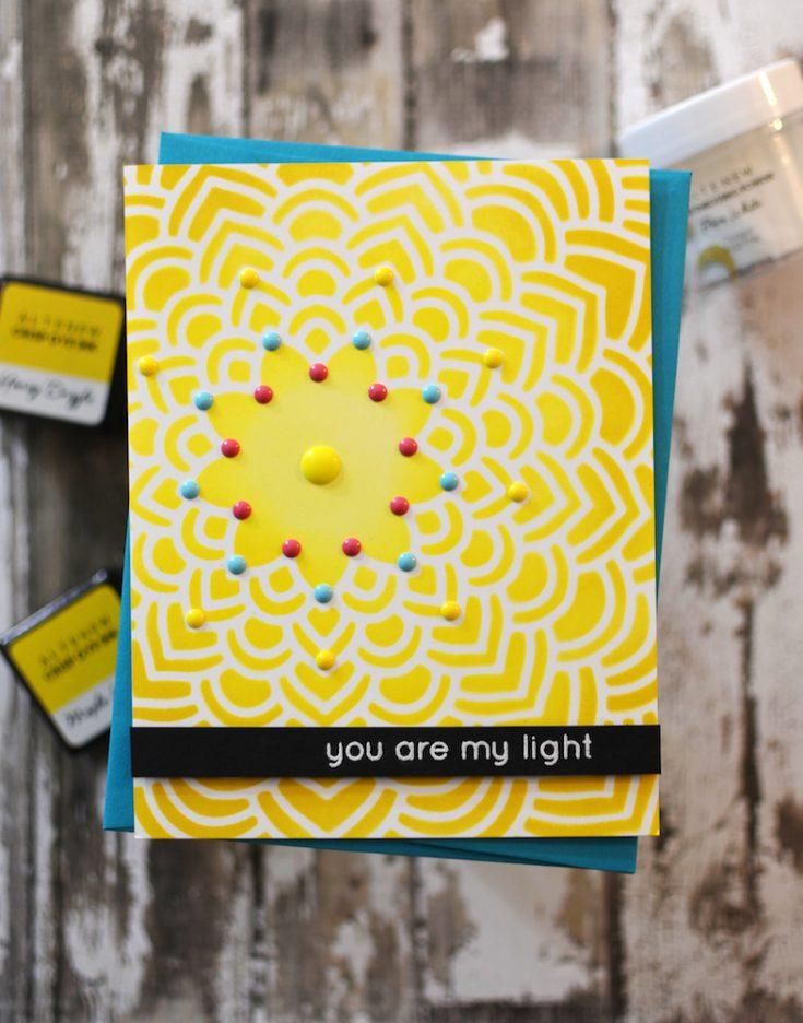 Fresh Altenew Ideas by Jen Rzasa!