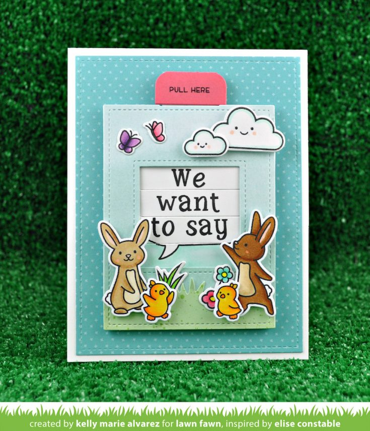 Lawn Fawn Magic Picture Changer