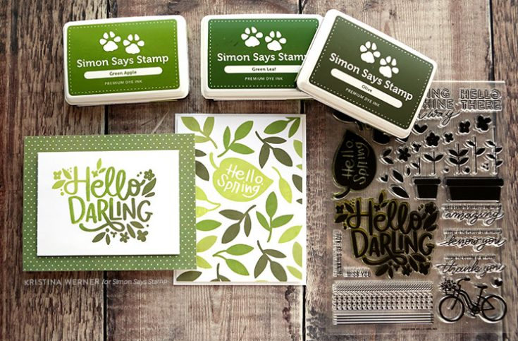 Just Stamps & Ink with the April 2019 Card Kit