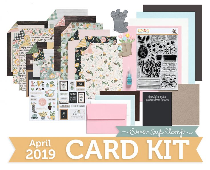 April 2019 Card Kit