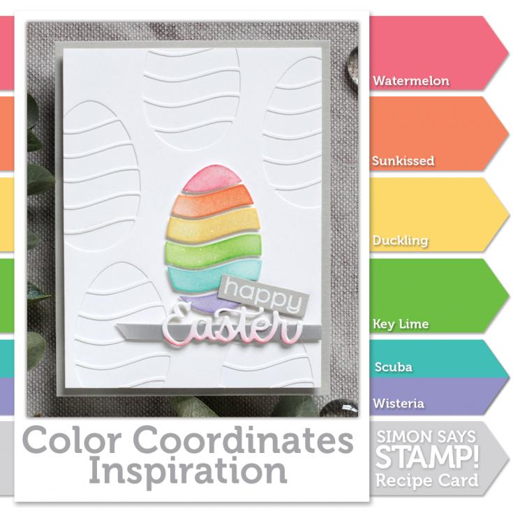 Color Coordinates, Shari Carroll