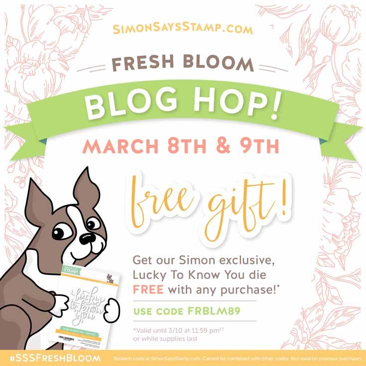 Fresh Bloom Blog Hop