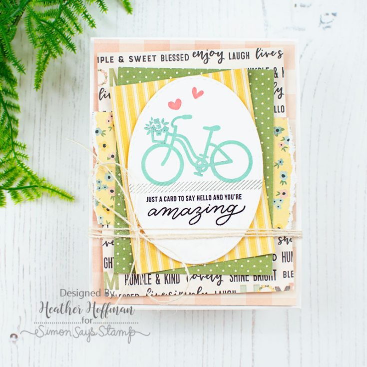 Hello Darling, Card Kit, Heather Hoffman