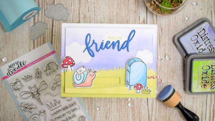 Heffy Doodle Snail Mail!