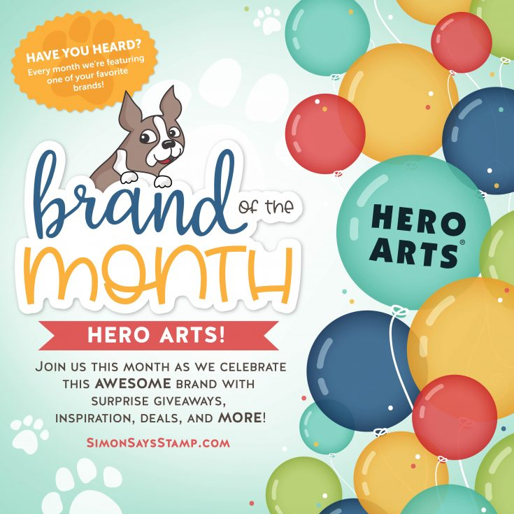 Hero Arts Brand of the Month