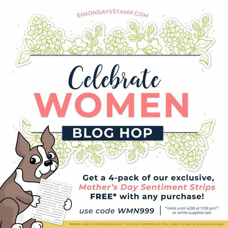 Celebrate Women Blog Hop
