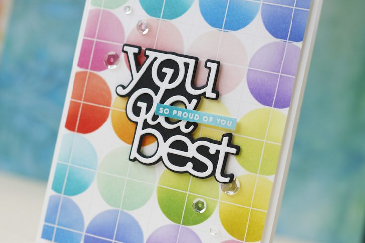 Amore LauraFadora: Grid Play Rainbow