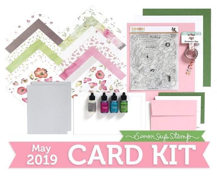 May Card Kit