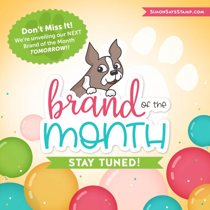 Brand of the Month Teaser