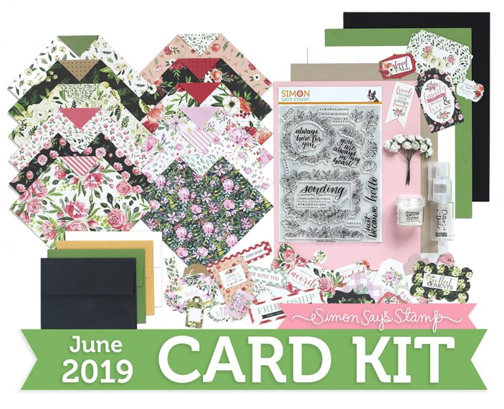 June 2019 Card Kit