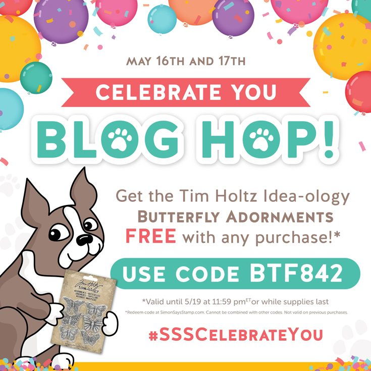 Celebrate You Blog Hop