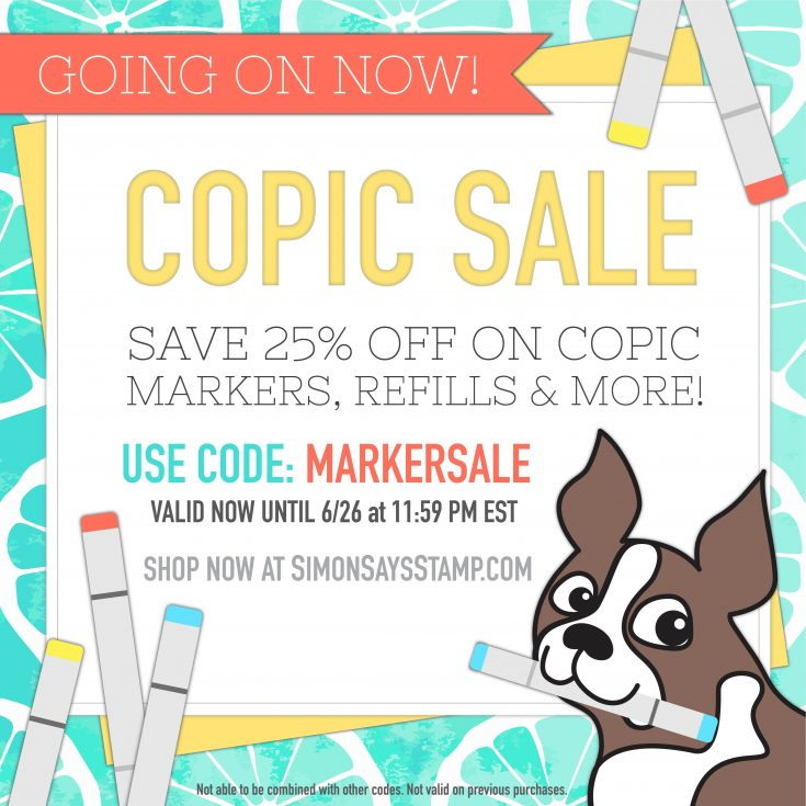Copic Summer Sale