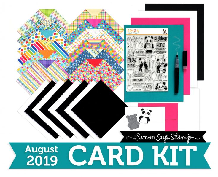 August 2019 Card Kit