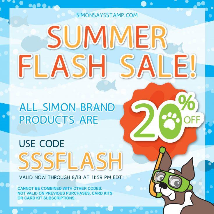 Simon Flash Sale