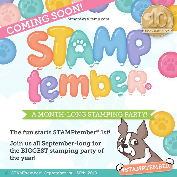 STAMPtember coming soon