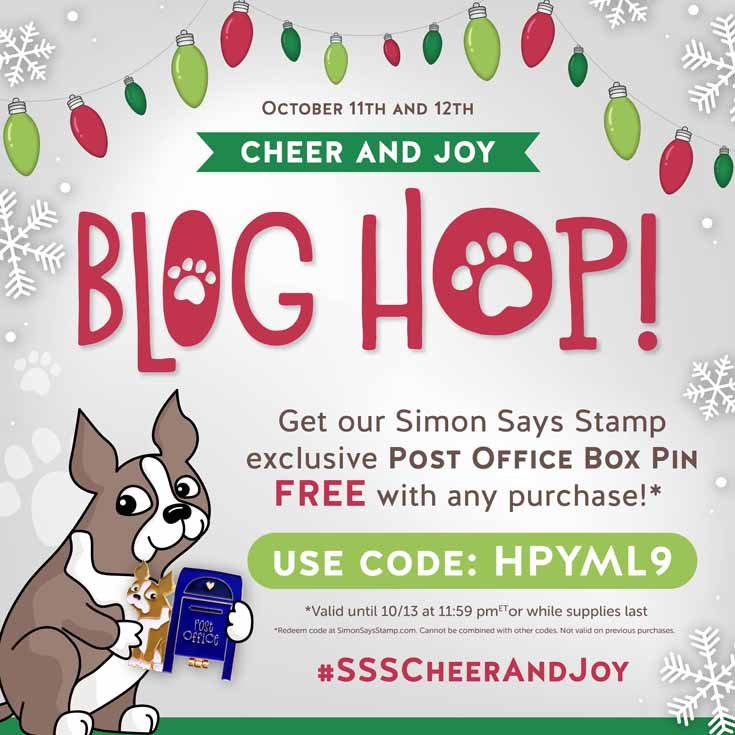 Cheer and Joy Blog Hop