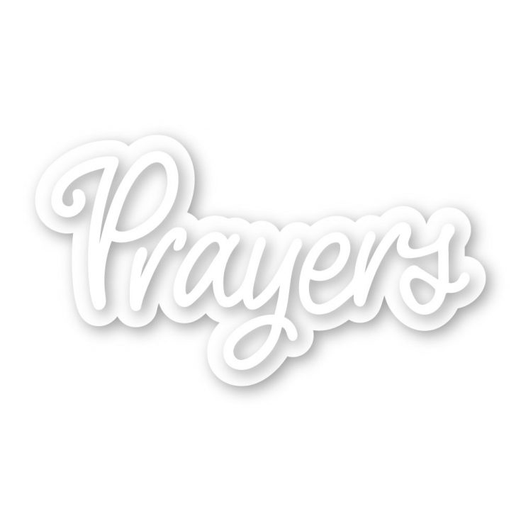 This image has an empty alt attribute; its file name is sssd111976_Prayers_die_storeimage-735x735.jpg