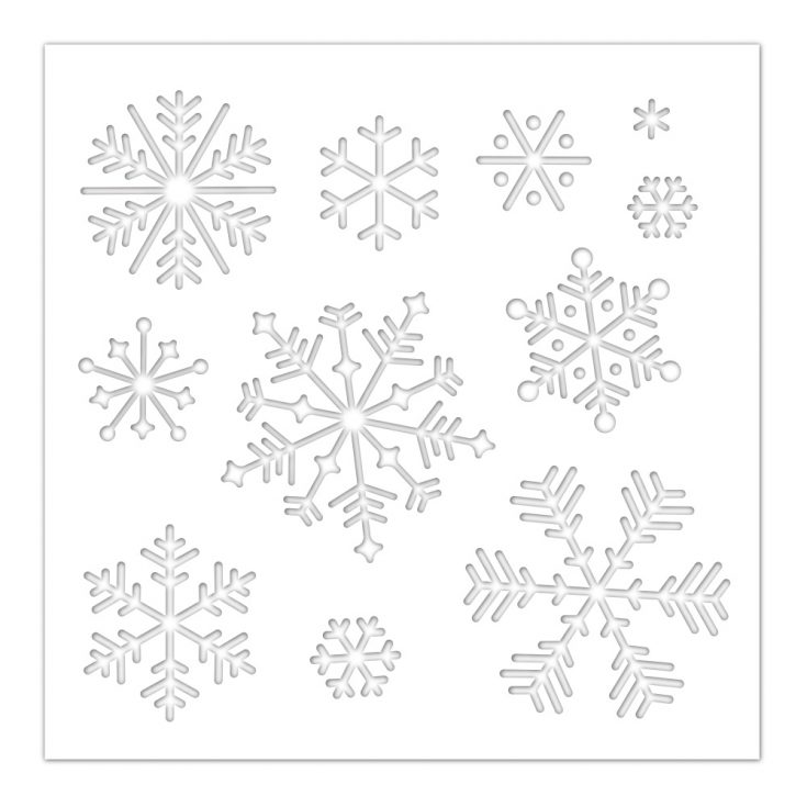 This image has an empty alt attribute; its file name is ssst121457_Snowflakes_stencil-735x735.jpg