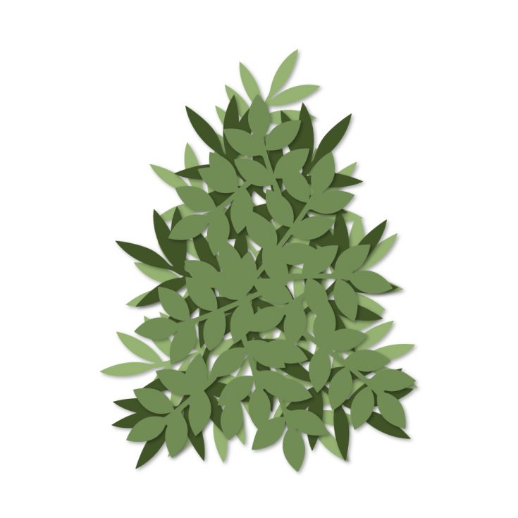 This image has an empty alt attribute; its file name is sssd112070_LeafyChristmasTree_dies_storeimage-735x735.jpg