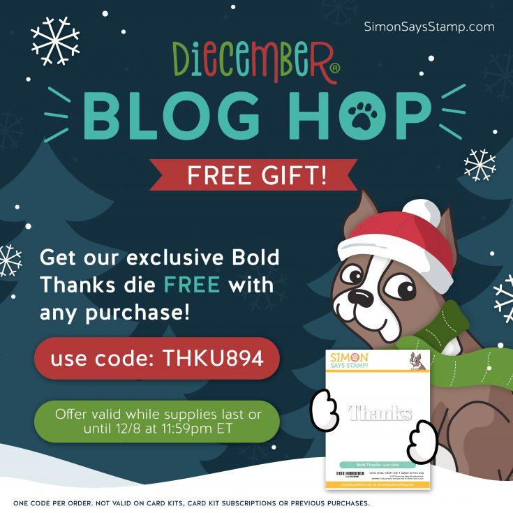 Diecember Blog Hop